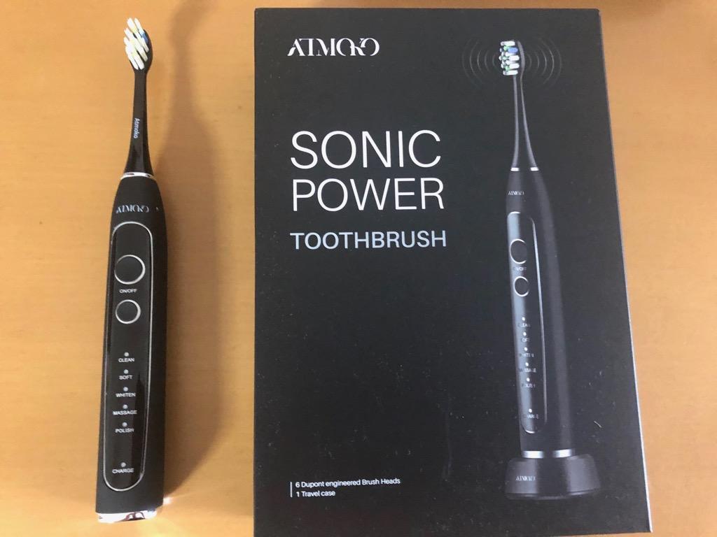 電動歯ブラシ レビュー