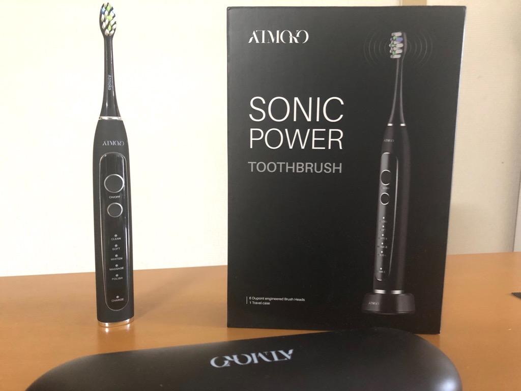 Atmoko 電動歯ブラシ HP10