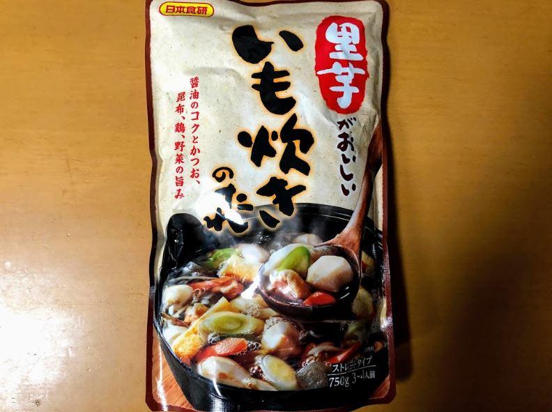 いも炊きのたれ 日本食研
